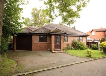 Thumbnail 2 bed bungalow for sale in The Old Garden Grange Road, Timperley, Altrincham