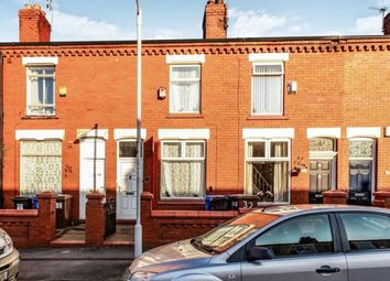 Thumbnail 2 bedroom terraced house for sale in Cunliffe Street, Edgeley, Stockport, Cheshire