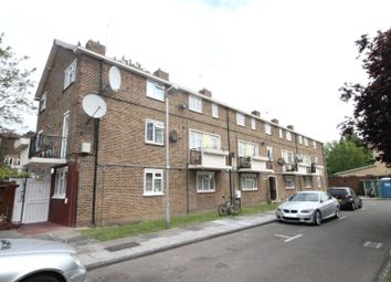Thumbnail 3 bed flat for sale in Lawrence Close, London