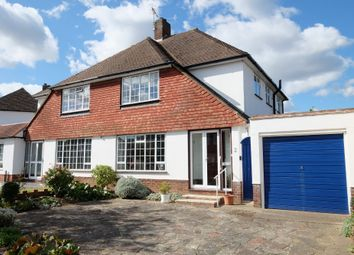 Thumbnail 3 bed semi-detached house for sale in Pendennis Road, Orpington