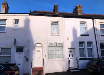 Thumbnail 1 bed terraced house for sale in Layton Road, Blackpool, Lancashire
