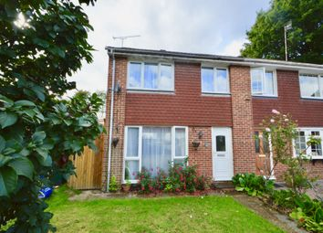 Thumbnail 3 bed terraced house to rent in Heathfield, Pound Hill