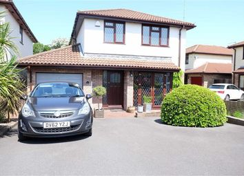 Thumbnail 4 bed detached house for sale in Woodham Park, Barry, Vale Of Glamorgan