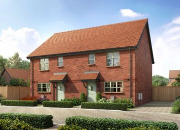 Tangier Lane, Bishop's Waltham SO32. 3 bed semi-detached house for sale