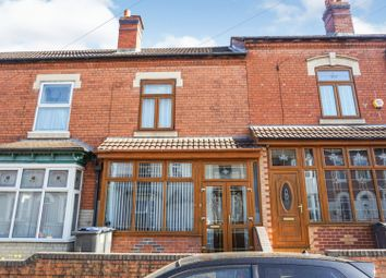 Thumbnail 3 bed terraced house for sale in Fernley Road, Birmingham