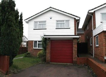 Thumbnail 3 bedroom detached house for sale in St Christophers Close, Dunstable, Bedfordshire