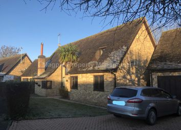 Thumbnail 5 bed detached house to rent in The Willows, Glinton, Peterborough