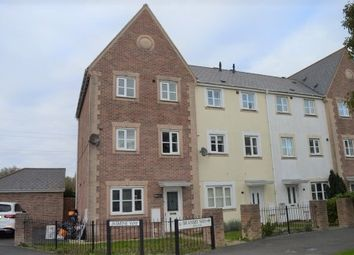 Thumbnail 4 bed end terrace house for sale in Bransby Way, Weston Village, Weston-Super-Mare