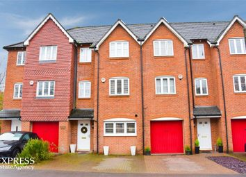 Thumbnail 4 bed town house for sale in The Sidings, Dunton Green, Sevenoaks, Kent