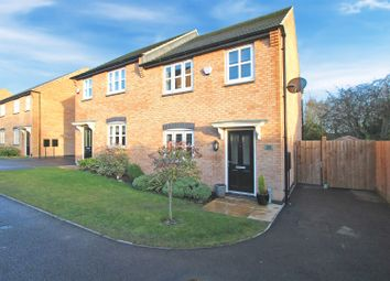 Thumbnail 3 bed semi-detached house for sale in Woodhorn Close, Arnold, Nottingham