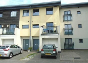 Thumbnail 4 bed town house for sale in St Stephens Court, Marina, Swansea