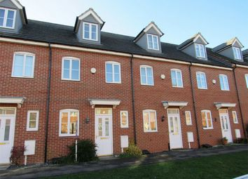 Thumbnail 3 bedroom terraced house to rent in The Pollards, Bourne, Lincolnshire