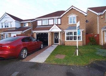 4 bed detached house for sale in Latton Close, Cramlington NE23
