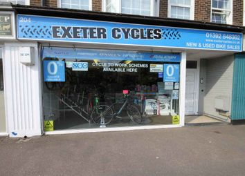 Thumbnail Retail premises to let in Topsham Road, Exeter