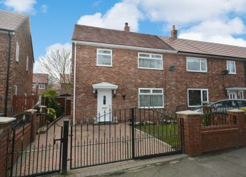Thumbnail 3 bed terraced house to rent in Portway, Woodhouse Park, Manchester