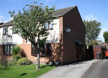 Thumbnail 3 bed semi-detached house for sale in Roecliffe Close, Markfield