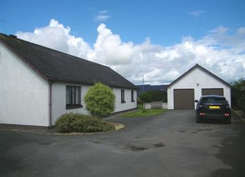 Thumbnail 3 bed detached bungalow for sale in Pill Green, Milford Haven