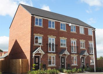Thumbnail 3 bed terraced house for sale in The Greyfriars, Donaldson Drive, Brockworth