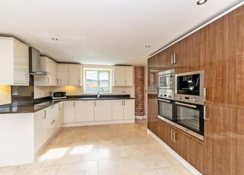 Thumbnail 4 bed barn conversion for sale in The Threshing Barn Cranshaw Lane, Widnes