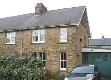 Thumbnail 2 bed cottage to rent in School Lane, Baslow, Bakewell