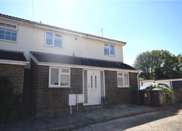 Thumbnail 3 bed semi-detached house to rent in Thornbera Gardens, Thorley, Bishop's Stortford