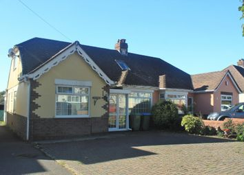 Thumbnail 3 bed semi-detached bungalow for sale in The Crossway, Portchester, Fareham