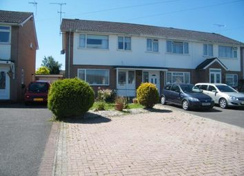 Thumbnail 3 bedroom end terrace house for sale in Upton, Poole, Dorset