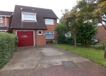 Thumbnail 4 bed detached house for sale in Fortuna Way, Grimsby