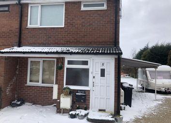 Thumbnail 1 bed flat to rent in Lisburne Lane, Offerton, Stockport