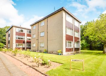 Thumbnail 3 bed flat for sale in Eskdale, Glasgow