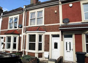 Thumbnail 2 bedroom terraced house for sale in Highworth Road, St. Annes Park, Bristol