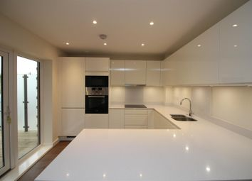 Thumbnail 3 bed flat to rent in Royal Crescent, Stanmore Place