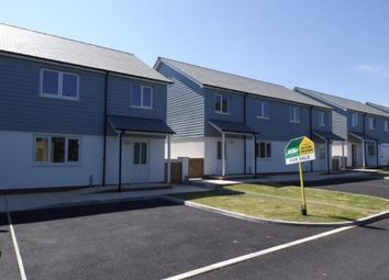 Thumbnail 3 bedroom semi-detached house for sale in Long Rock, Penzance, Cornwall