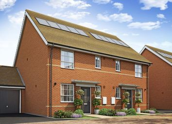 """Thumbnail 3 bed link-detached house for sale in """"Colmer"""" at Butts Lane, Stanford-Le-Hope"""