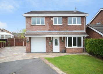 Thumbnail 4 bed detached house for sale in Barbrook Avenue, Weston Park, Stoke-On-Trent