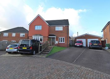 Thumbnail 4 bed detached house for sale in Meadow Brook, Church Village, Pontypridd, Rhondda, Cynon, Taff.