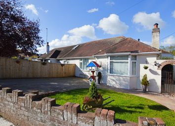 Thumbnail 2 bed semi-detached bungalow for sale in Rougemont Avenue, Cadewell, Torquay