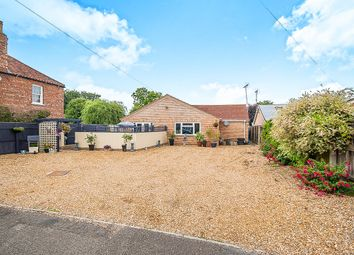 Thumbnail 3 bed detached bungalow for sale in Woad Lane, Long Sutton, Spalding