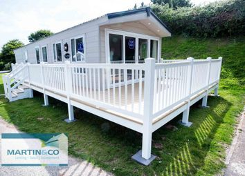 Thumbnail 2 bedroom mobile/park home for sale in Week Lane, Dawlish Warren, Dawlish