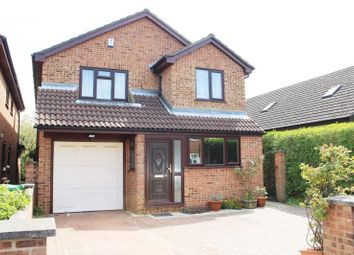 Thumbnail 4 bed detached house for sale in Chestnut Avenue, Langley, Slough