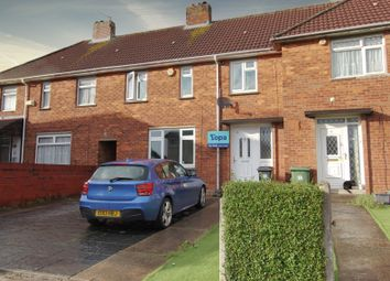 Thumbnail 3 bed terraced house for sale in Easedale Close, Southmead, Bristol