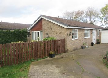 Thumbnail 3 bed detached bungalow for sale in Sunningdale Grove, Heighington, Lincoln