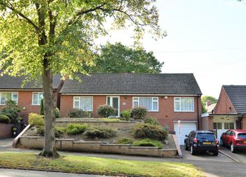Thumbnail 2 bed detached bungalow for sale in Heath Road, Bournville, Birmingham