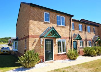 Thumbnail 3 bed town house for sale in Butterfly Gardens, Woodville, Swadlincote