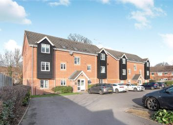 Thumbnail 2 bed flat for sale in Howell Close, Arborfield, Reading, Berkshire
