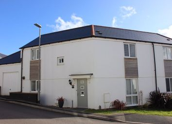 Thumbnail 3 bed semi-detached house for sale in Codling Close, St. Austell