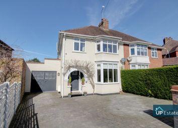 Kinross Road, Leamington Spa CV32. 3 bed semi-detached house for sale