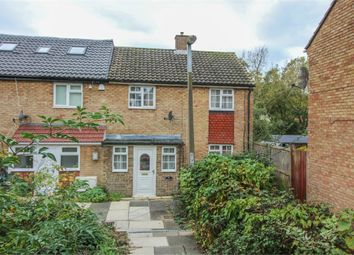 Thumbnail 2 bed end terrace house for sale in Abbotsweld, Harlow, Essex