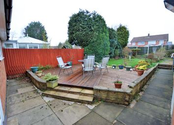 Thumbnail 2 bed semi-detached bungalow for sale in Orchard Close, Oadby, Leicester
