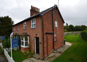 Thumbnail 2 bed semi-detached house to rent in Birdbrook, Halstead